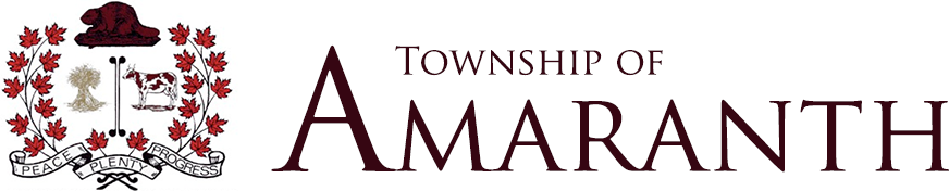 Township of Amaranth Logo